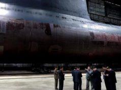 North Korean Sinpo-C in 2019