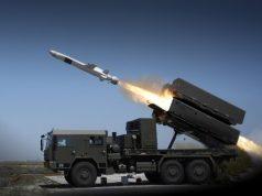 Ground based Naval Strike Missile