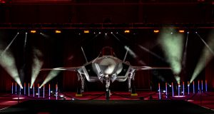Royal Danish Air Force F-35A handover ceremony