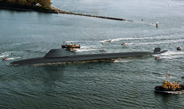 Dreadnought-class submarine