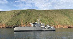 Sea Hunter USV