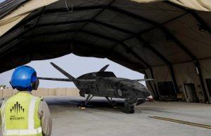 LANCA loyal wingman concept for Royal Air Force