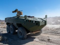 Cottonmouth armored vehicle