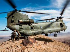 UK Chinook operations