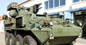 US Army M-SHORAD arrives in Germany