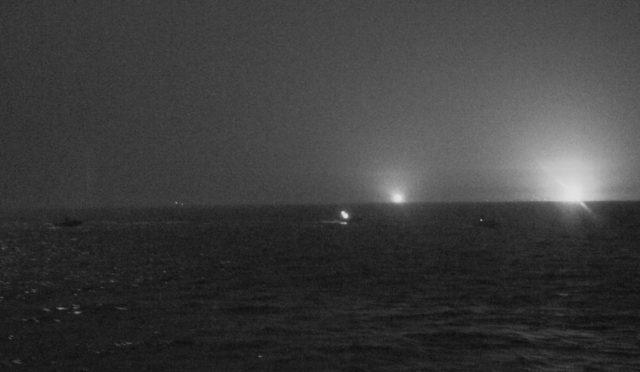 US, Iranian standoff in Persian Gulf