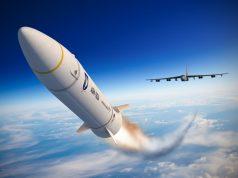 ARRW hypersonic weapon
