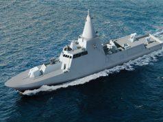 Falaj 3 OPV for UAE Navy