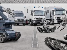 Telerob offers unmanned ground robotics solutions