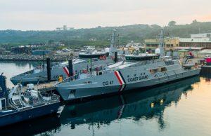 Cape-class patrol boats for Trinidad and Tobago