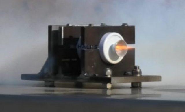 Jones rocket motor