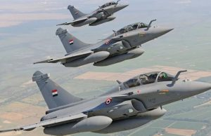 Egyptian Air Force Rafale