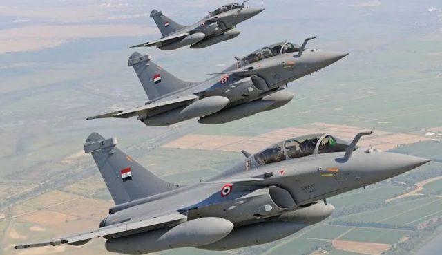 Egyptian Air Force Rafale