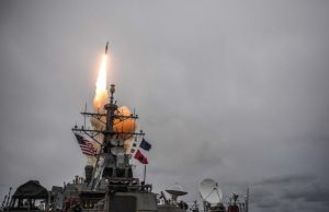 Standard Missile 3 launch