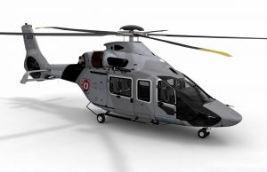 French Navy H160 SAR helicopter