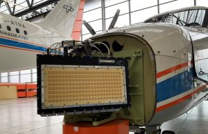 Hensoldt's drone collision warning system for EUDAAS program