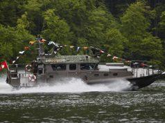 Swiss Army Patrol Boat 16
