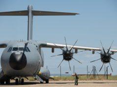 Spanish Air Force A400M
