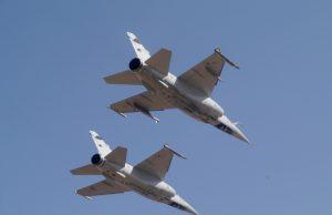 Mirage F-1 adversary air training jet