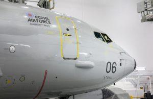 Sixth RAF Poseidon Guernsey's Reply