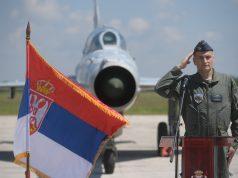 Serbian miG-21 retirement
