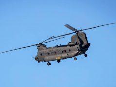 RSAF Chinook CH-47F