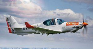 G 120TP turboprop trainer