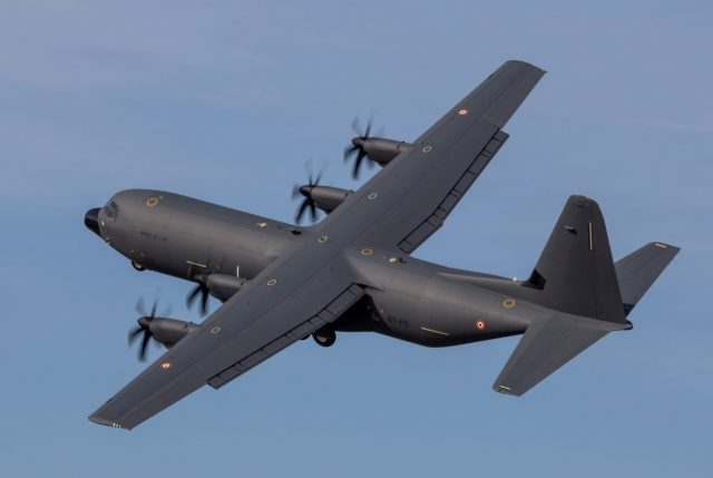 French Air Force C-130