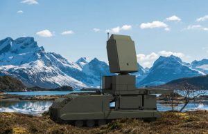 Ground Master 200 Multi Mission radar