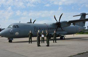 Turkish Navy third P-72 maritime patrol aircraft