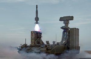 Hisar-A autonomous short range air defense system