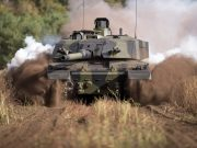 British Army Challenger 3 MBT