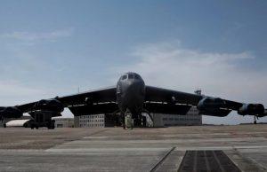 B-52 hypersonic kill chain demonstration