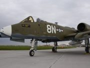 A-10 Thunderbolt II in WWII paint scheme
