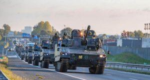 PESCO military mobility