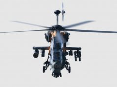 T129 ATAK combat helicopter