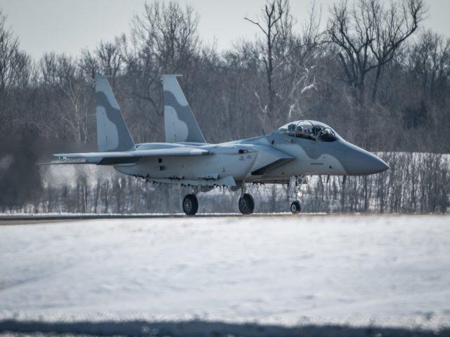 Qatari F-15QA