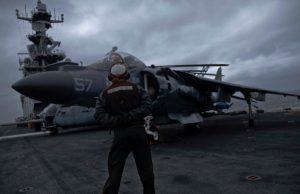 AV-8B Harrier II strike mission in Lithuania
