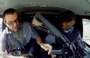 Armed robbery attempt o cash in transit escort in South Africa