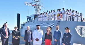 Kiribati Guardian-class patrol boat