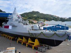 Fincantieri launches Sheraouh OPV for Qatar