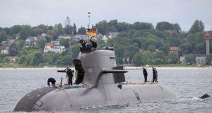 German Navy U 35 AIP submarine