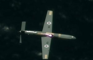 Israeli airborne laser weapon system