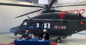 Italian Air Force HH-139B