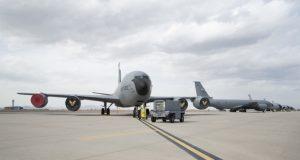 KC-135 ABMS Link 16 test