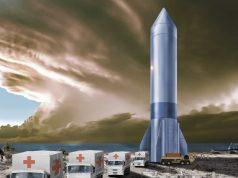 Rocket Cargo Vanguard