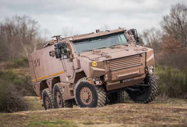 Griffon vehicle