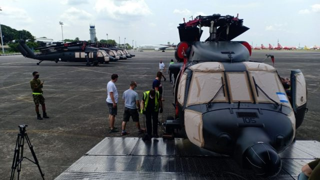 S-70i helicopters for the Philippines