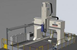 World's largest metal 3D printer