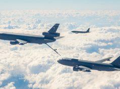 US Air Force refueling aircraft fleet
